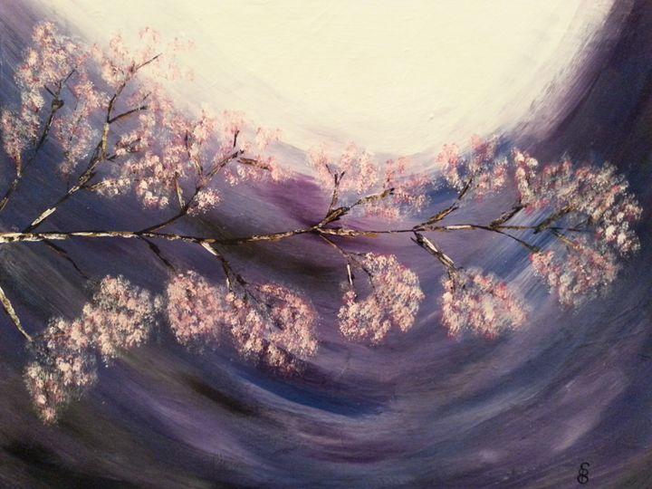 moonlight blossoms - SB