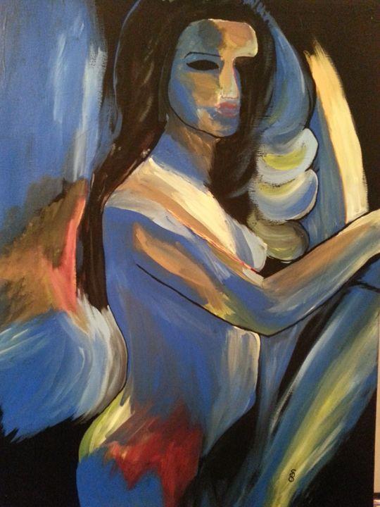 moonlight woman - SB