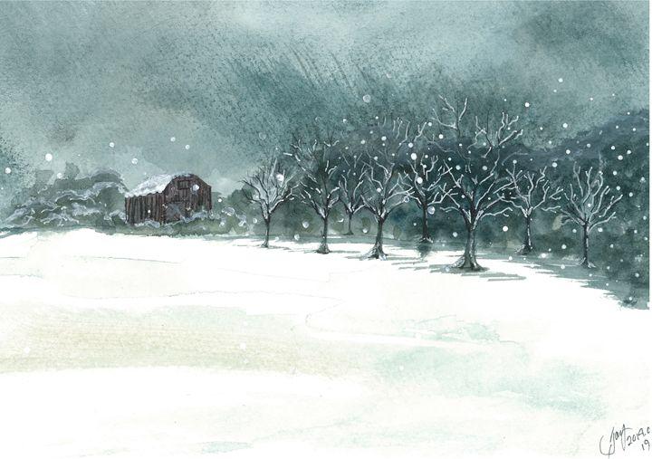 Winter Storm - Jayme Hunt