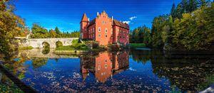 Castle Cervena Lhota