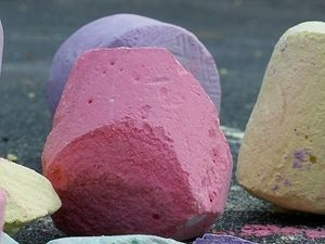 Sidewalk Chalk Collection Photo 2