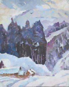Зима в Син.Поляне