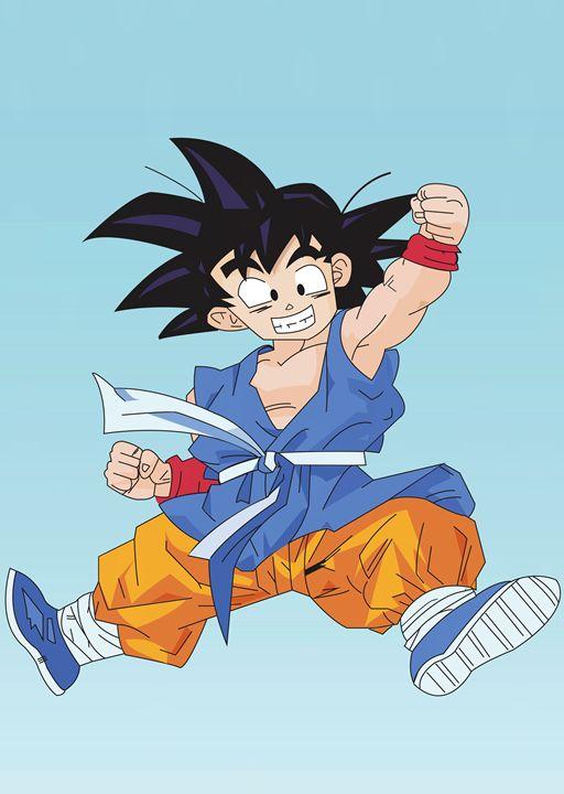 Son Goku - SpcDesign