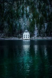 A remote house at Plansee
