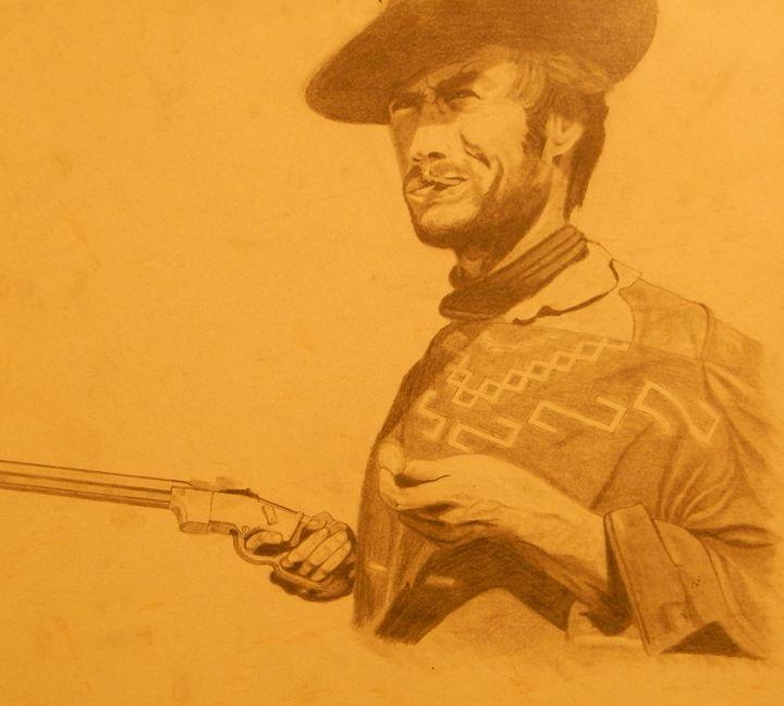 Clint Eastwood - J. Alberto Blanco