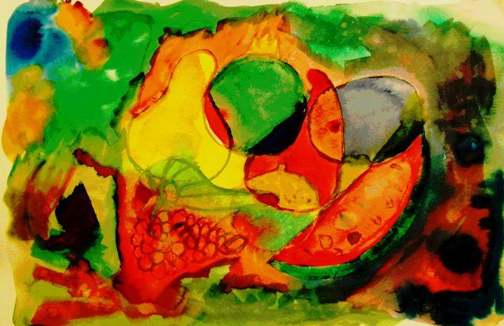 Frutas - J. Alberto Blanco