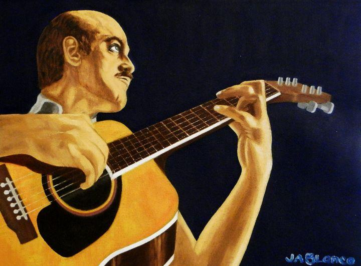 Joe Pass - J. Alberto Blanco