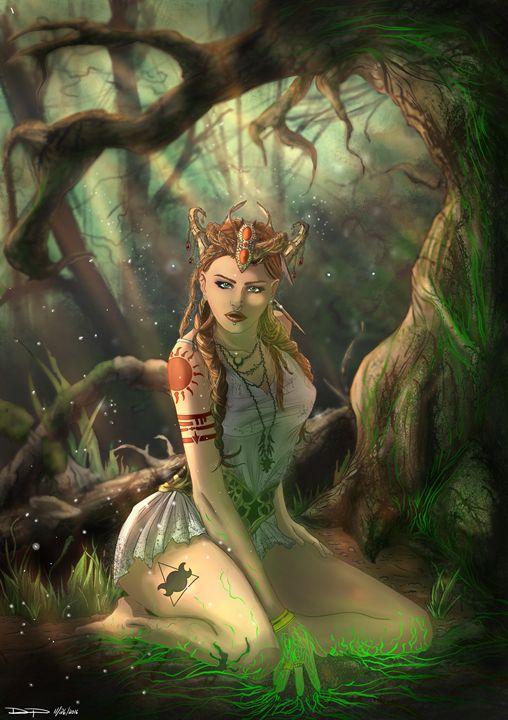 Gaia - Illustrations