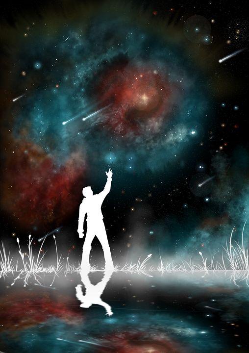Star Gazer - Illustrations