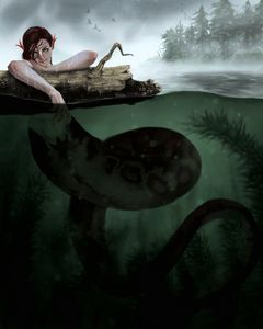 Serpent in the Lake