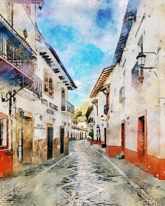 Taxco de Alarcon - Dreamframer Gallery