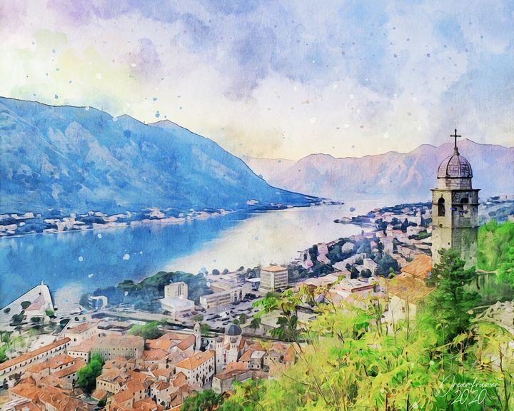 Kotor, Montenegro - Dreamframer Gallery