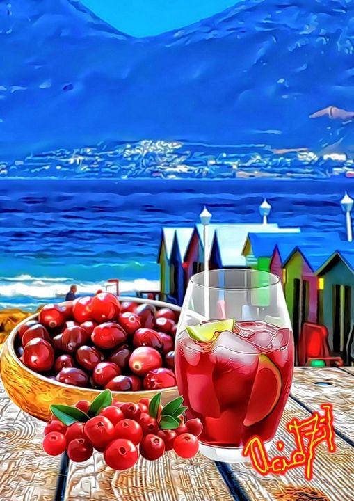 cranberry juice - AcidZil