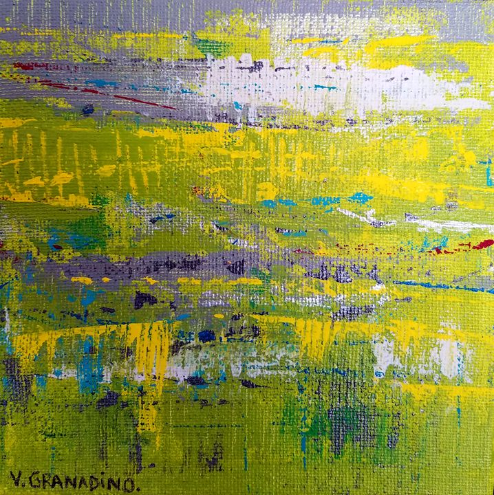 Petite Spring Colors - Veronica Granadino