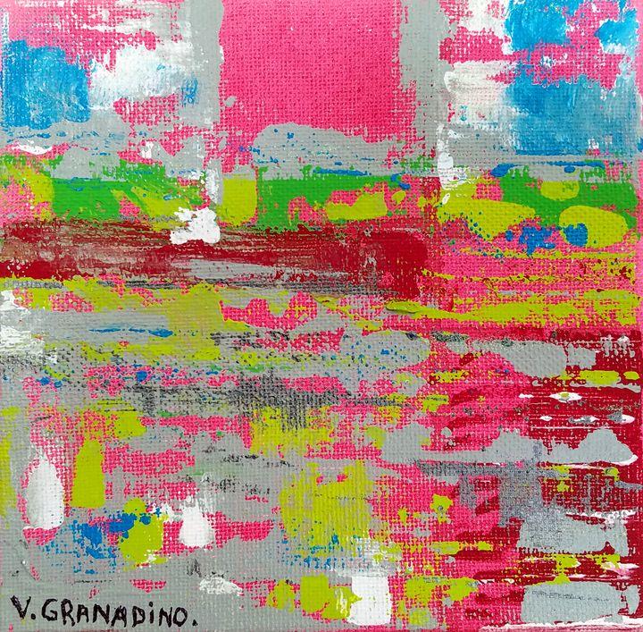 Petite Art - Pink Expression - Veronica Granadino