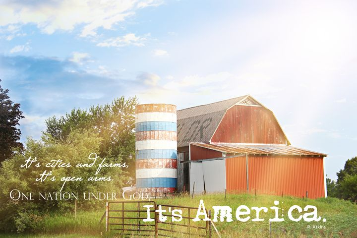 America - Trouvaille Artography