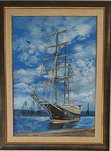 "Bulgarian Sailing Ship "" Kaliakra"""