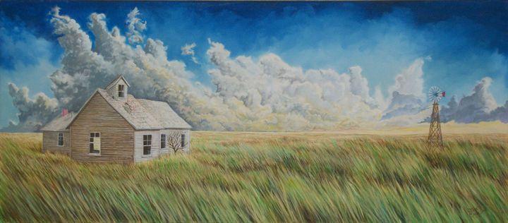 Martin Carlson Original Paintings - MC Artwork Images in Oil