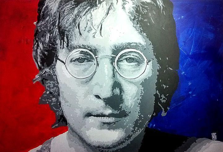 John Lennon - Pablo Maritorena