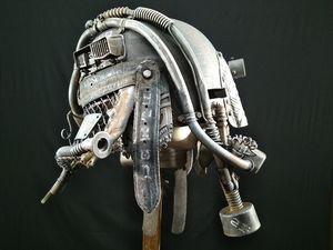 Cyborg Warrior - Gadthebrand