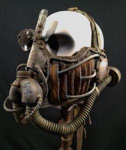 Virus mask vers 4.0 - Gadthebrand