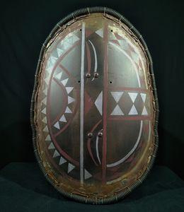 Zulu Dish Shield - Gadthebrand