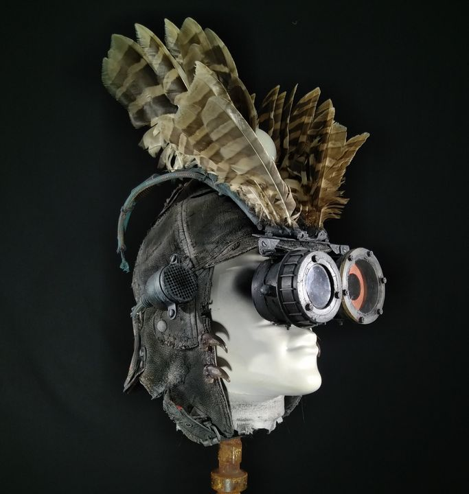 Night Owl Helmet - Gadthebrand