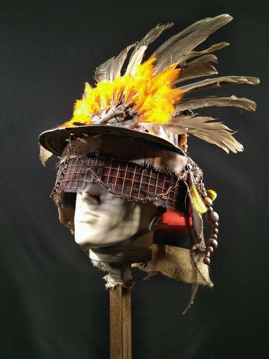 The Orange Hat - Gadthebrand