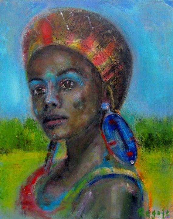 African Queen - Regoje