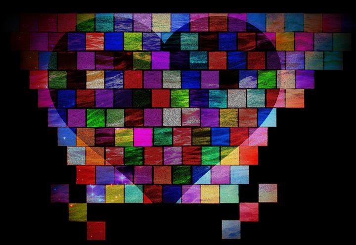 Square Heart - Corinne's Prints n things
