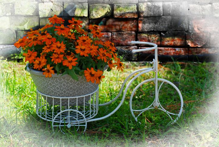 Flower Delivery - Corinne's Prints n things