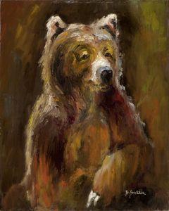 Bear in Repose