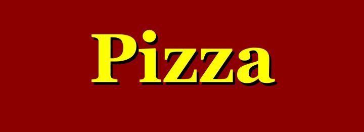 Pizza - GR PICTURES
