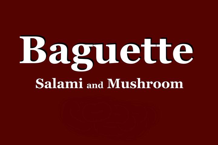 Baguette - GR PICTURES