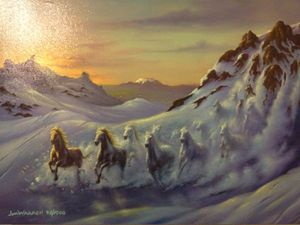 """Jim Warren """" Avalanche"""" - Sunday on The Square"""