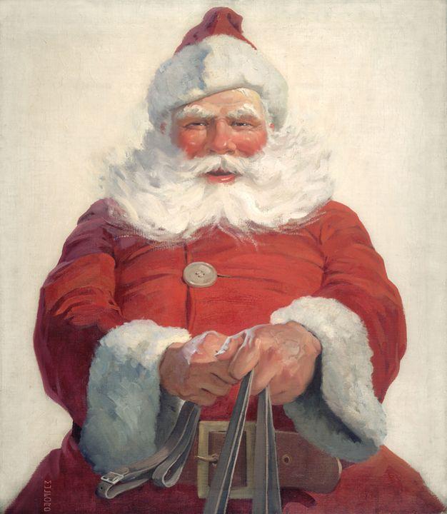 Santa Claus - Richard Stockton Mulford