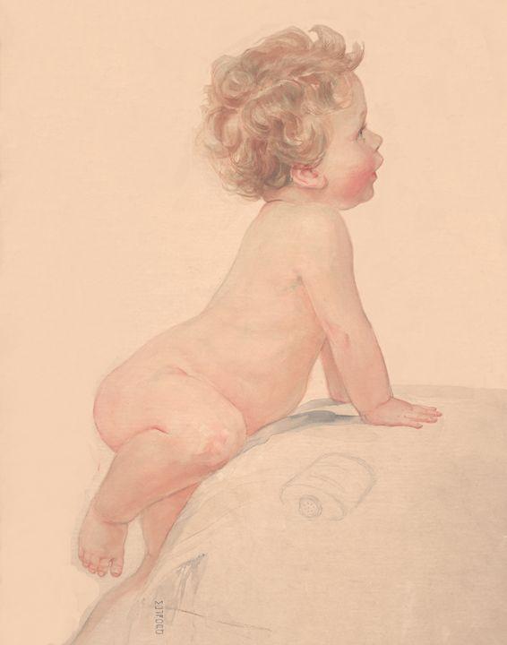 Baby - Richard Stockton Mulford