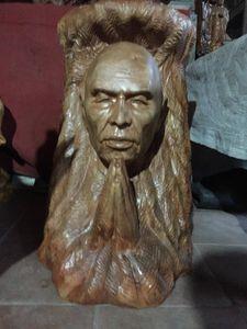 Zen Master Thich Nhat Hanh Portrait