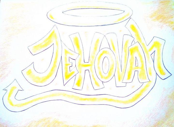 Jehovah - AClass Art 😁