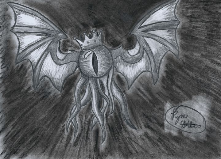 The King's Eye - Ryan Otto Art