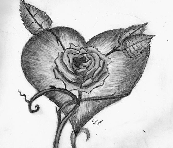 I stole your heart - Ryan Otto Art
