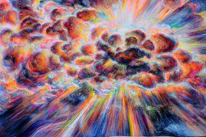The Divine Presence in Color