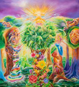 """.""""My Internal Garden of Wonder and.."""