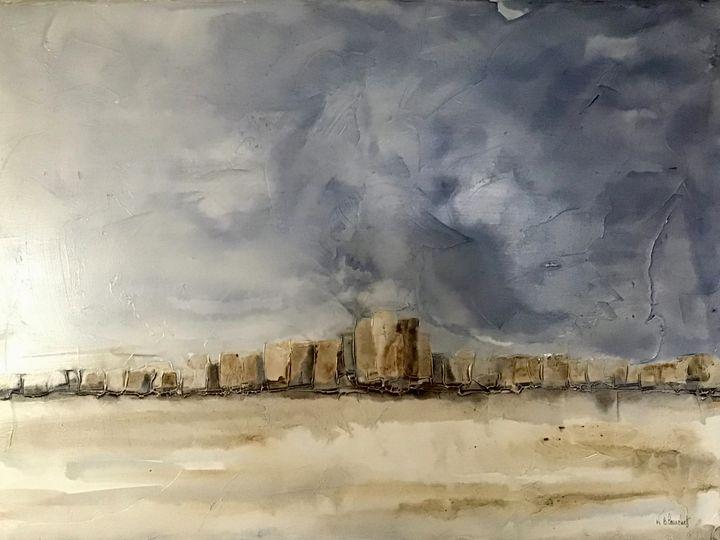 Ruines Desert - Karleane