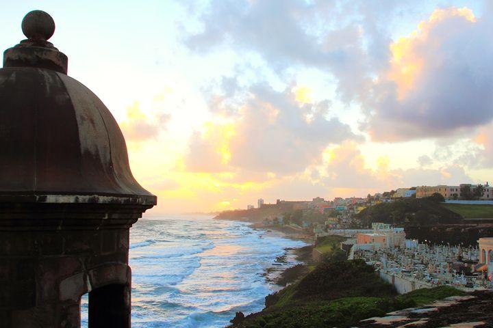 San Juan Coastal Sunrise - Donny R. Coutu
