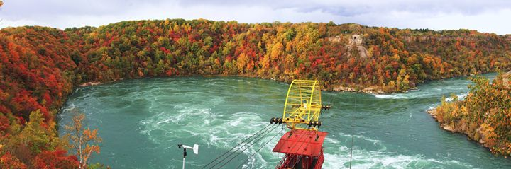 Colors of Niagara Gorge - Donny R. Coutu