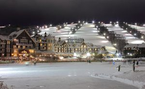 Collingwood Hotel, Slopes and Lights