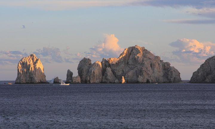 Land's End Cabo San Lucas - Donny R. Coutu