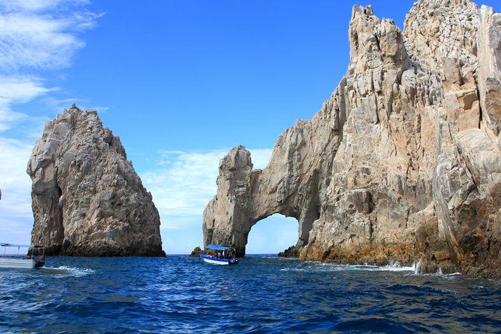 Cabo San Lucas Arch - Donny R. Coutu