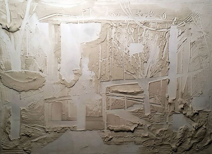 Plaster House, 2015. - Daniel Thomas Cam